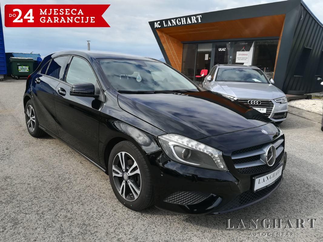 Mercedes A180 CDI, ,1.vlasnik,servisna,klima,Navi,Bi-Xenon,Led
