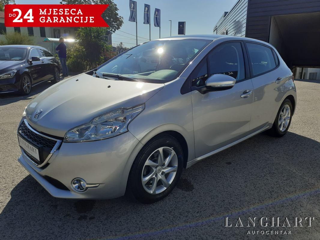 Peugeot 208 1.4 HDI Active,1.vlasnik. NIJE UVOZ,reg;06/22
