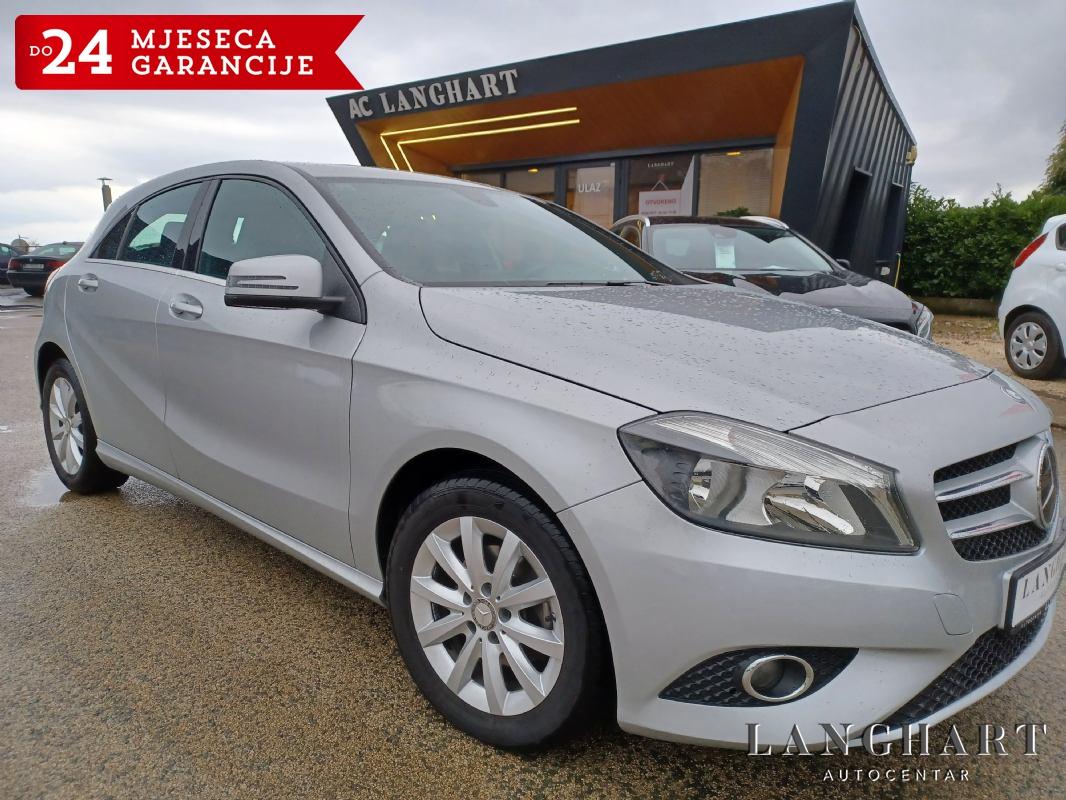 Mercedes A180 d,Automatik,Style,Kamera,1vlasnik,HR.auto,Servisna,reg.do 15.06.2022