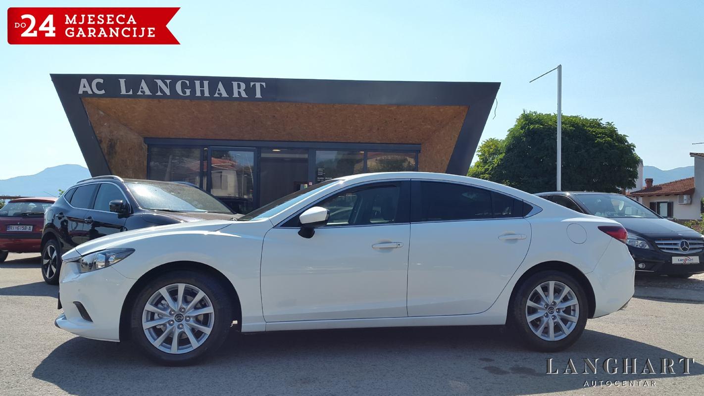Mazda 6 2.2 CD,Bi-Xenon,Navigacija,1.vlasnik,garancija do 24 mjeseci AKCIJA!AKCIJA!AKCIJA!