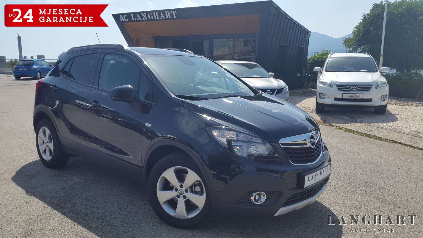 Opel Mokka 1,6 CDTI, 4X4, 1VL, kupljen u HR., tvornička garancija