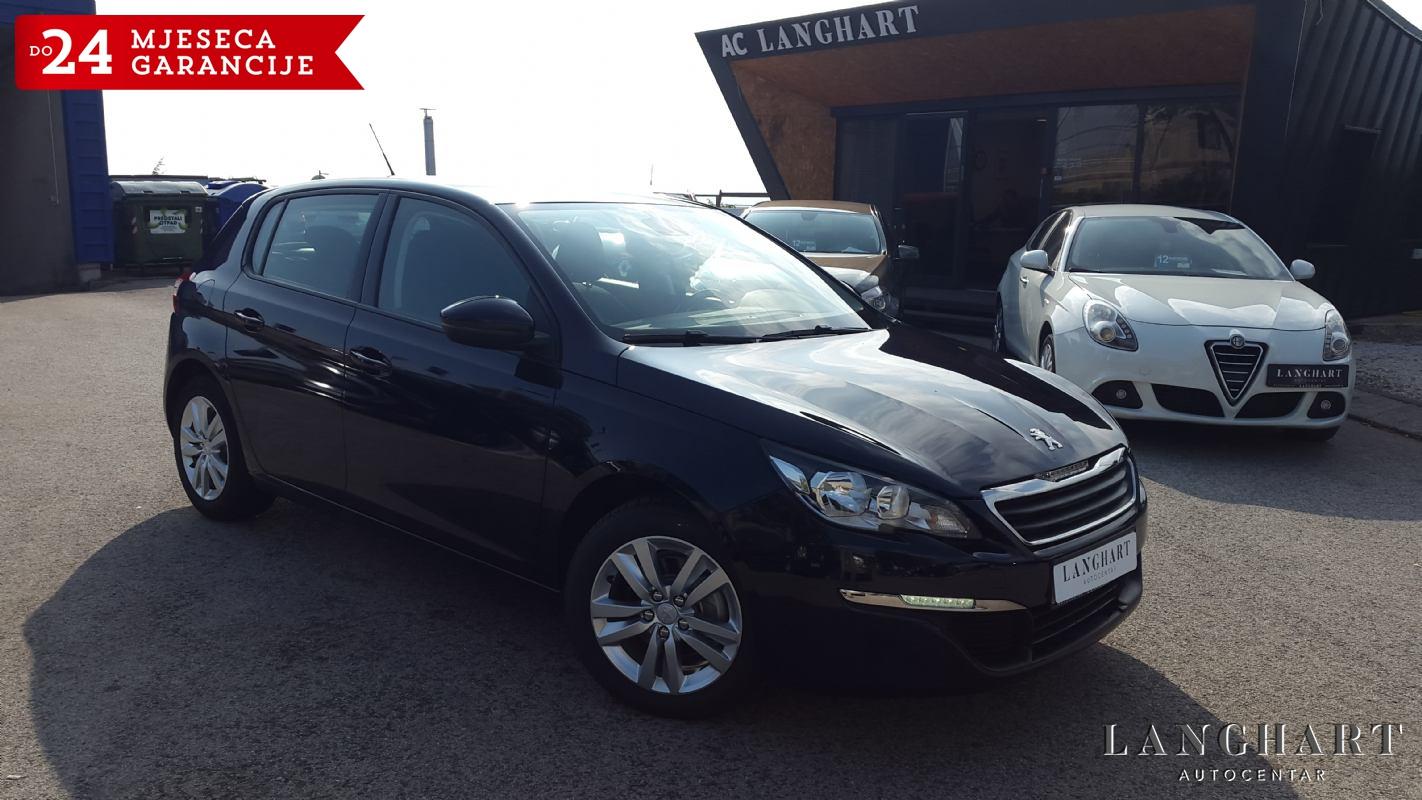 Peugeot 308 1.6 HDI,116ks,Navi,Auto-klima,1vl,Garancija do 24 mjeseci