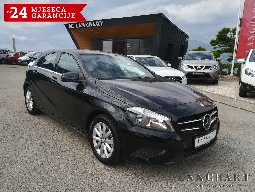 Mercedes A klasa 180 CDI,Sport,Koža,Kamera,Navi,Alu,1vl.Servisna,Garancija do 24 mjeseci