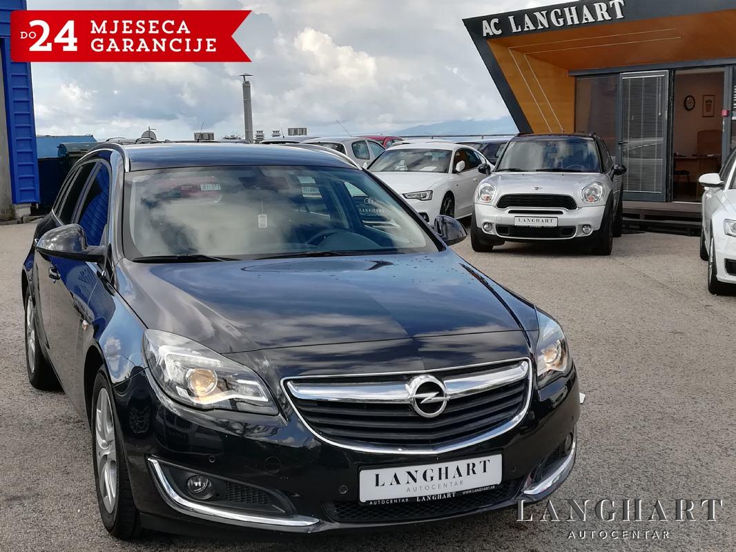 Opel Insignia CDTI Sports Tourer,1vl.Navi,Servisna