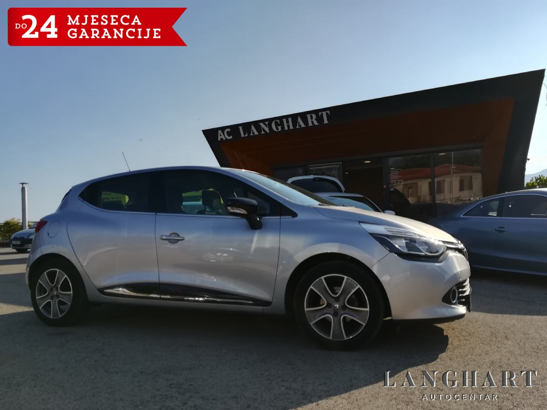 Renault Clio 1.2 16V,Techno Feel,Navi,Led,1vl.27,000km,Reg.do 01/2019