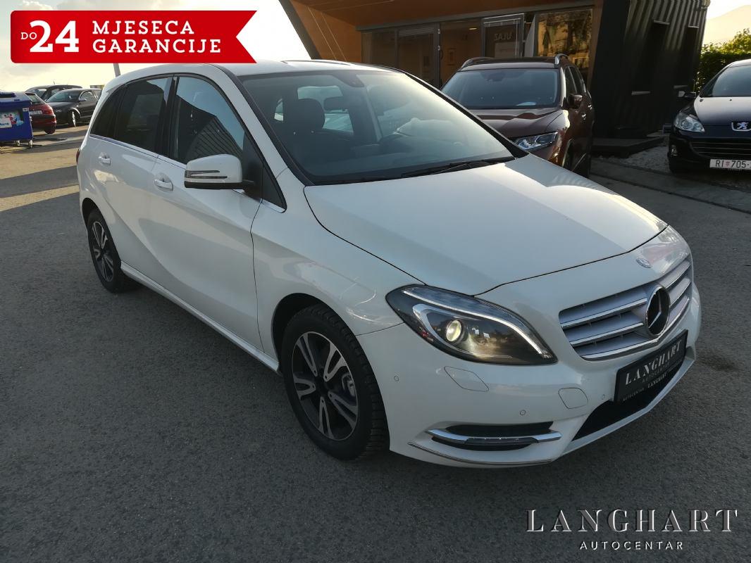 Mercedes B 180 CDI AUTOMATIK,1.vl.,serv,NAVI,ALU,XENON,GARANCIJA do 2 GOD.