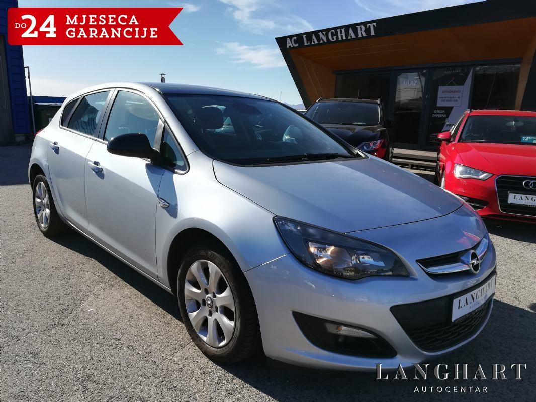 Opel Astra J 1.7 CDTI Business,1.vl.,servisna,LED,NAVI,alu 16, GARANCIJA