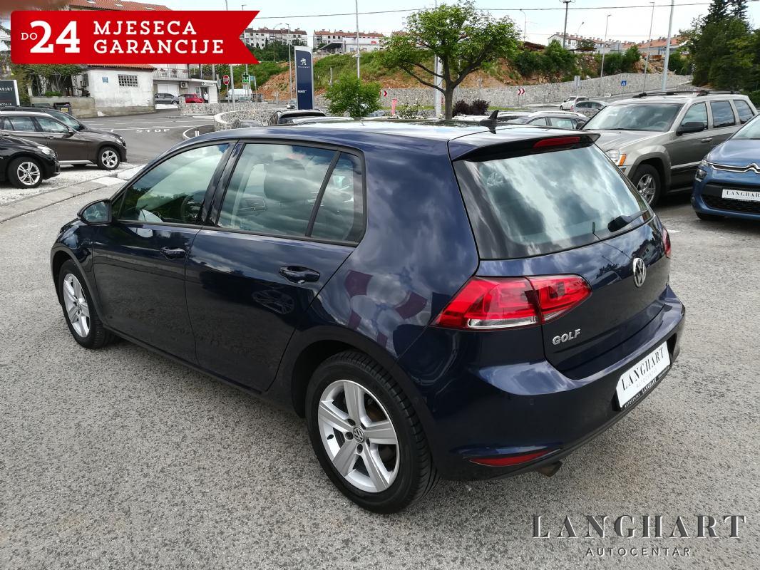 VW Golf VII 1.6 TDi Higline,1.vlasnik,servisna,garancija do 24 mjeseca