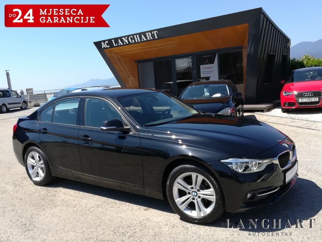 BMW 318 d Sport-Line,1.vl.,servisna,automatik,LED,navi,GARANCIJA do 2 god.