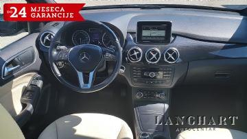 Mercedes B klasa 180 CDI,Automatik,Avantgarde,panorama krov,1vl,servisna,Garancija do 2 godine