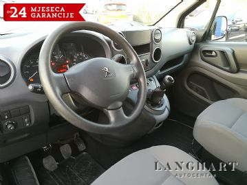 Peugeot Partner 1.6 HDI,Klima ABS,1vlasnik,kupljen u HR.,u sustavu PDV-a