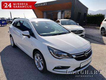 Opel Astra ST 1.6 CDTi,Dynamic,59.000 km