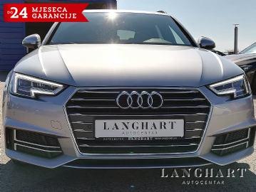 Audi A4 2.0 TDI,3 x S-line,Automatik,Navi,Panorama,Kamera,Servisna