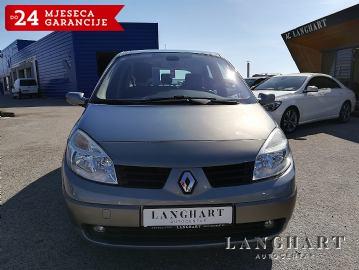 Renault Scenic 1.6 16V,kupljen u HR,servisna