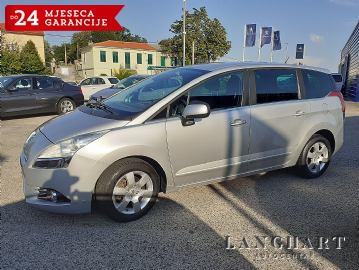 Peugeot 5008 1.6 HDi,reg.10/2020
