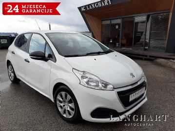 Peugeot 208 1.6 HDI,1vlasnik,kupljen u HR.36.550km,Servisna