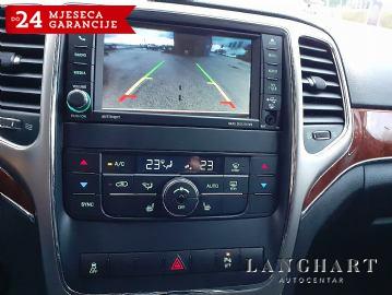 Jeep Grand Cherokee Limited 3.0 CRD 4x4,automatik,servisna,koža,kuka,kupljen u HR