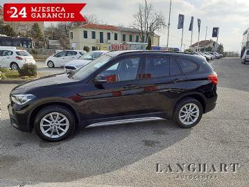 BMW X1 sDrive 18d,Automatik,Led,Navi,Servisna,1vlasnik