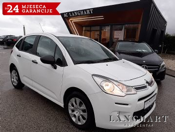 Citroen C3 1.6 HDI,Klima,Reg.do 07/2021