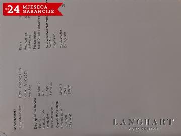 Mercedes GLA 200d 4Matic,Urban,Led,1vlasnik,71.500km,Servisna