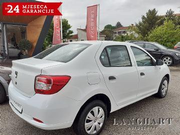 Dacia Logan 1.2 16V,Klima,EPS,1vlasnik,Servisna,Reg.do 10/2021