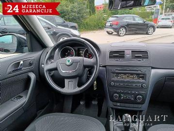Škoda Yeti 1.2 TSI Ambition,Automatska-klima,1vl.kupljen u HR.Servisna