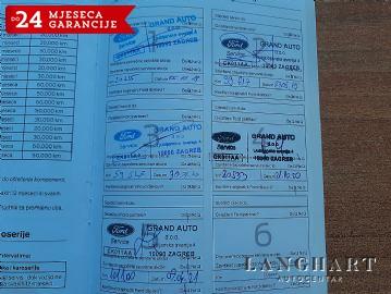 Ford Kuga 1.5 TDCI,1.vlasnik,NIJE UVOZ,servisna,reg:11/2021