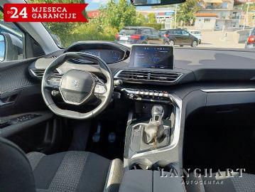 Peugeot 3008 1.6 HDI,Navi,Kuka,Servisna,HR.auto,reg.do 04/2021