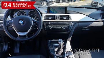 BMW 318d,Touring, Bi-Xenon, Navigacija, 1vl, Garancija
