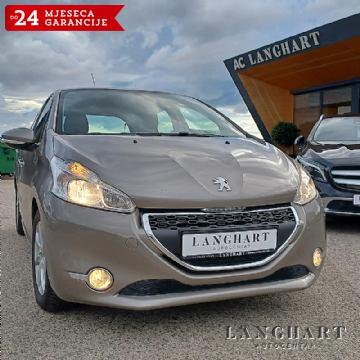 Peugeot 208 1.4 VTI,Klima,Alu,kupljen u HR.reg.do 10/2022