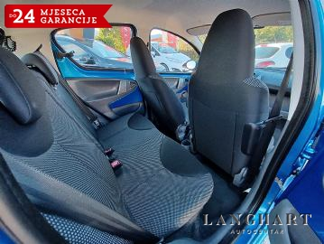 Toyota Aygo 1,0 VVT-i Cool,Klima,79.100km