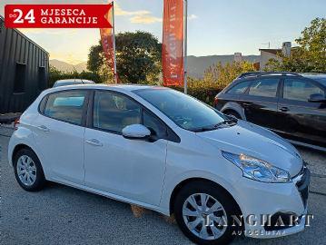 Peugeot 208 1.6 HDI,Navigacija,1vlasnik,Servis