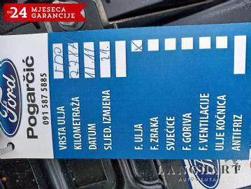 Ford Fiesta 1.5 TDCi,Navigacija