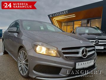 Mercedes A 200 CDI,AMG,Automatik,1vlasnik,kupljen u HR.Servisna,Reg.do 09/2022