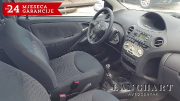 Toyota Yaris 1,4 D-4D, Klima