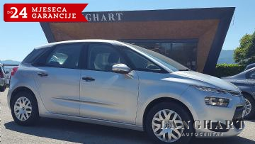 Citroen C4 Picasso 1.6 e-Hdi Attraction, Garancija do 24 mjeseca