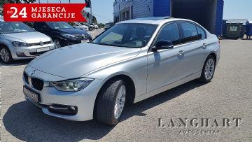 BMW 318 d, Sportline, 1.vl., koža, navigacija, xenon, šiber