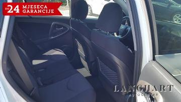 Toyota RAV4 2,2 D-4D 4x4 LIMITED, kupljen u HR, GARANCIJA DO 24 MJ