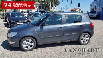 Škoda Fabia 1,2 TDI,Automatska-klima,1vl.kupljen u HR.Garancija do 24 mjeseci