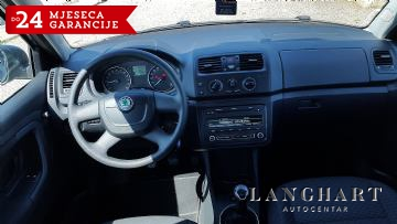 Škoda Fabia 1,2 TDI, Greenline, klima, 1vl, servisna, 72.500km, Garancija