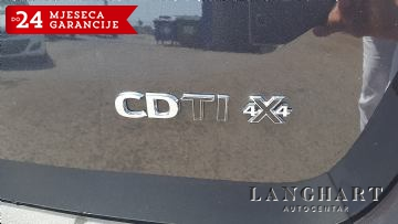 Opel Mokka 1,6 CDTI, 4X4, 1VL, kupljen u HR.