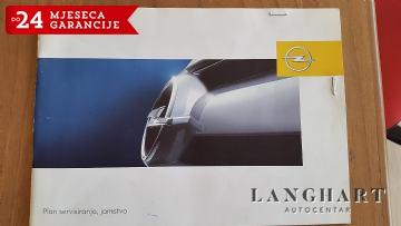 Opel Astra H 1.6 16V COSMO,servisna,alu 16, kupljen u Hr., GARANCIJA