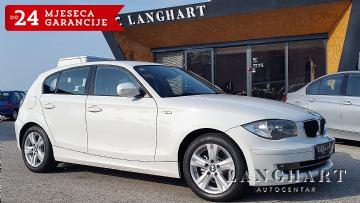 BMW 116D Sportline,Automatska-klima,kupljen nov u HR,reg.do 03/2018,Garancija do 24 mjeseci.