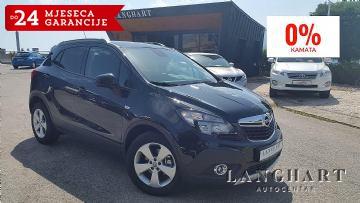 Opel Mokka 1,6 CDTI, 4X4, 1VL, kupljen u HR., tvornička garancija<br>Poklon polica osiguranja