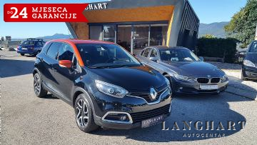 Renault Captur 1.5 DCi Dynamique1.vl.60.600 km,NAVI,GARANCIJA do 2 GOD