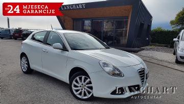 Alfa Romeo Giulietta 2,0 JTDM DNA,servisna,reg.08/2018,KOŽA,GARANCIJA