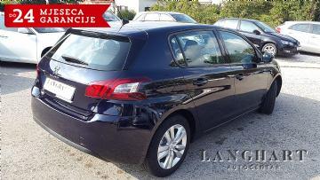 Peugeot 308 1.6 HDI,116ks,Navi,Auto-klima,1vl,Garancija do 24 mjeseci<br>Poklon polica osiguranja