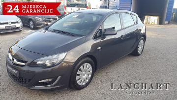 Opel Astra J 1.7 CDTi,Enjoy plus,Navi,Led,1vl,servisna,Garancija do 24 mjeseci,Poklon polica osiguranja