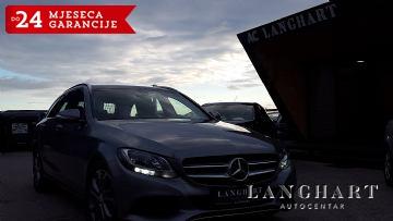 Mercedes C 180 CDI T,Avantgarde,Navi,Alu,Poklon polica osiguranja