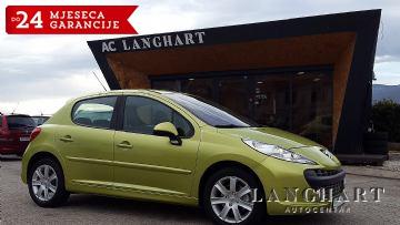 Peugeot 207 1.6 VTI,Automatik,Klima,1vl,kupljen u HR.Reg.do 15.02.2018